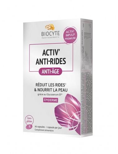 Biocyte Activ' Anti-Rides 30 Capsules