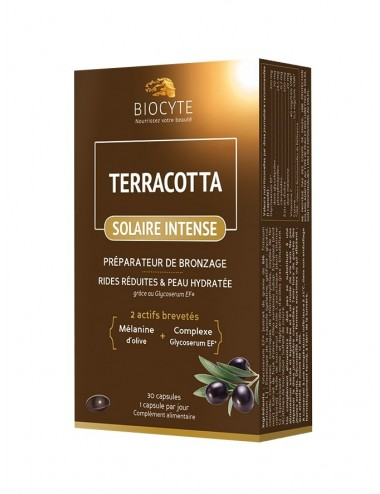 Biocyte Terracotta Solaire Intense x30 Capsules