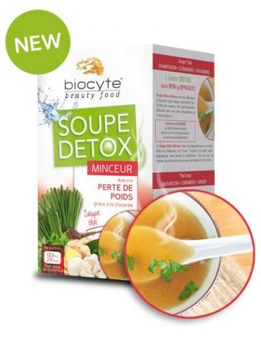 Biocyte soupe detox minceur