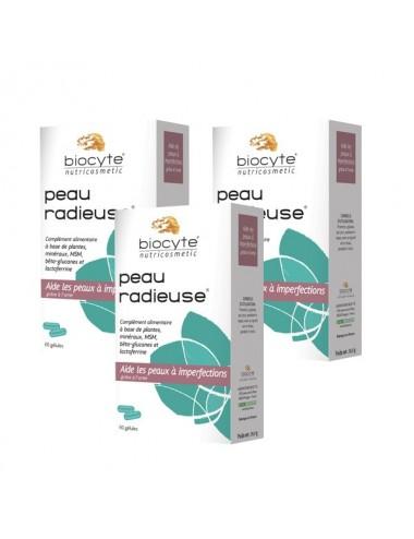 Biocyte Peau Radieuse 3x60 Gelules