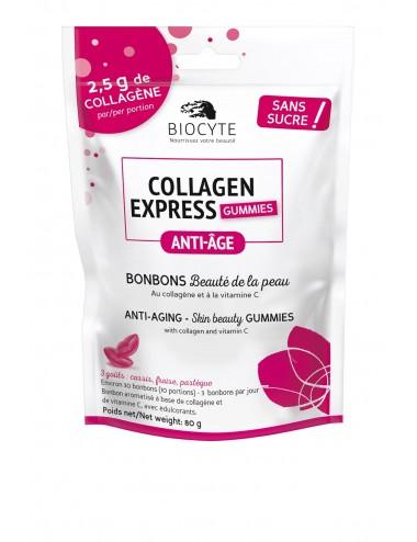 Biocyte Collagen Gummies x30