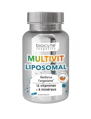 Biocyte Multivit Liposomal 60 Gelules