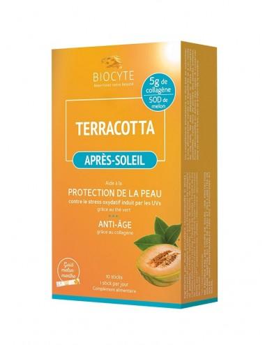 Biocyte Terracotta Apres Soleil 10 Sticks