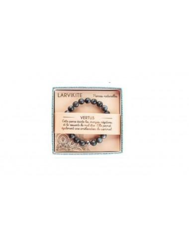 Bracelet Larkivite 8mm