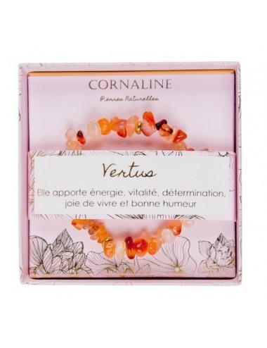 Coffret Bracelet Cornaline