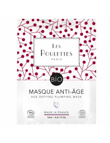 Les Poulettes Masque Bio Anti-Age