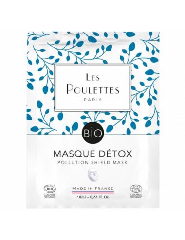 Les Poulettes Masque Bio Détox