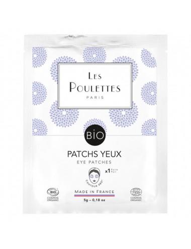 Les Poulettes Patchs Bio Yeux