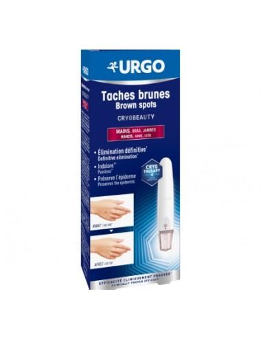 Urgo Cryobeauty - Traitement des taches brunes Mains - Bras et Jambes