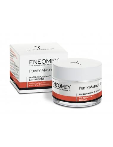 Eneomey Purify Masque 10 Purifiant et Matifiant 50ml