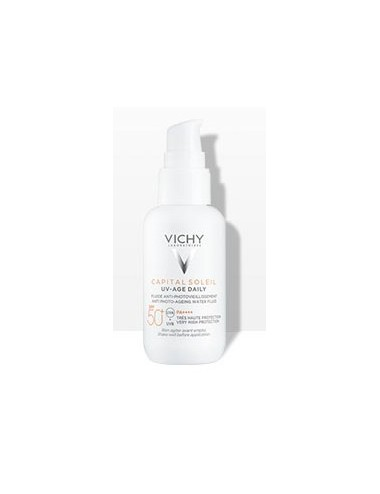 Vichy Capital Soleil UV Age Daily SPF50+ 40ml