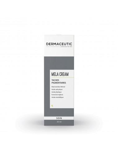 Dermaceutic Mela Cream Taches Pigmentaires 30ml