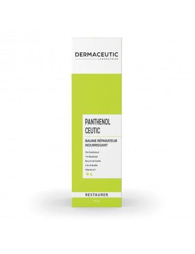 Dermaceutic Panthenol Ceutic Baume Réparateur Nourrissant 30g