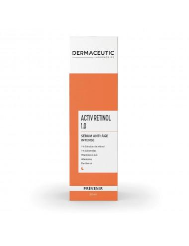 Dermaceutic 50ml Activ Retinol 1.0 Sérum Anti-Âge Intense 30ml