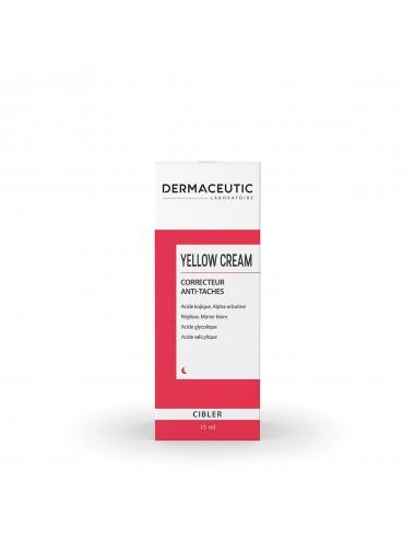 Dermaceutic Yellow Cream Correcteur Anti-Taches 15ml