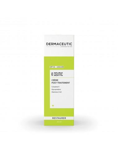 Dermaceutic K Ceutic Crème Post-Traitement SPF 50 30ml