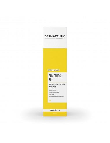 Dermaceutic Sun Ceutic 50+ Protection Solaire Anti-Âge 50ml