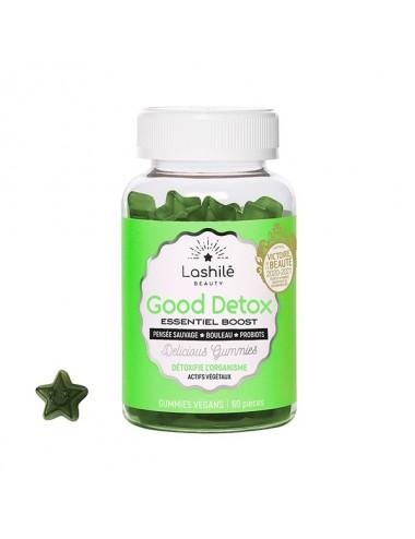 Lashilé Beauty Good Detox Essentiel Boost 60 Gommes