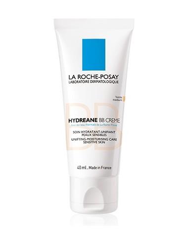 La Roche Posay Hydreane BB Crème hydratante et unifiante teinte medium 40ml Teinte Medium