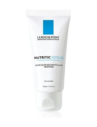 La Roche Posay Nutritic Intense Crème nutri-reconstituante profonde peaux sèches 50ml