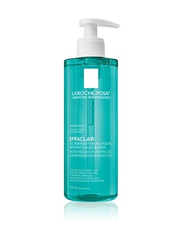 La Roche Posay Effaclar Gel Purifiant Micro-Peeling 400ml
