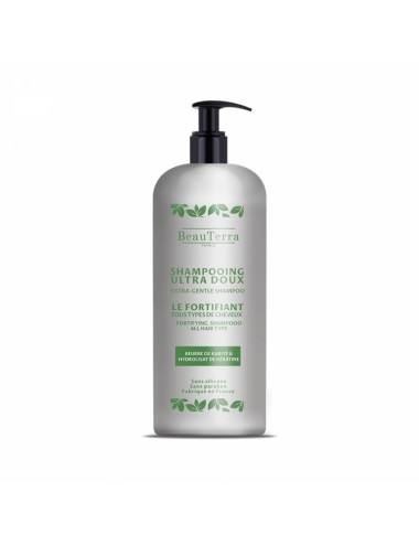 Beauterra Shampooing Le Fortifiant Extra Doux- 750ML