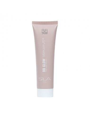 SLA BB Glow SPF 20 Sublimateur de teint 02 Doré 40 ml