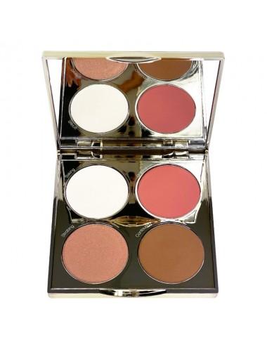SLA Palette On fleek complexion Contouring 4 teintes universelles