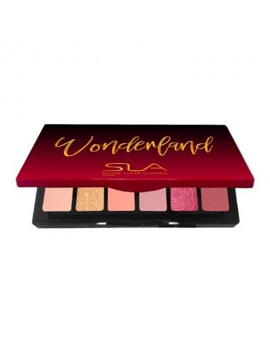 SLA Palette Wonderland Yeux 6 teintes