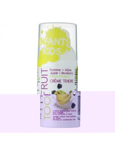 Toofruit Crème tendre hydratante visage 30ml