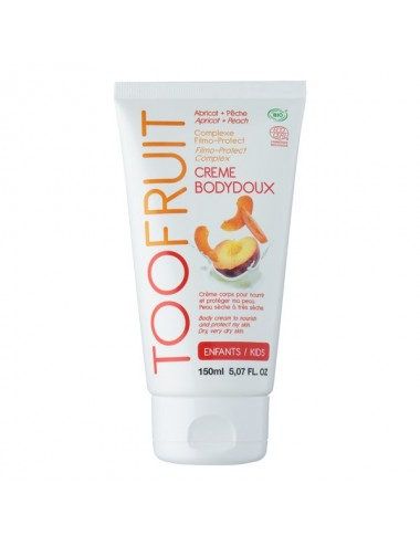 Toofruit Crème body doux nutritive corps 150gr