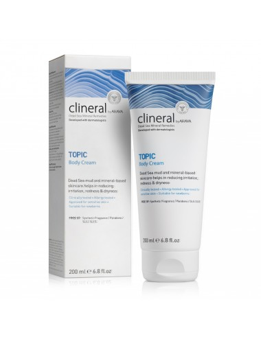 Clineral TOPIC Crème Corps 200ml