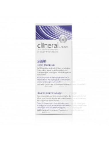 Clineral SEBO Crème baume visage 50ml