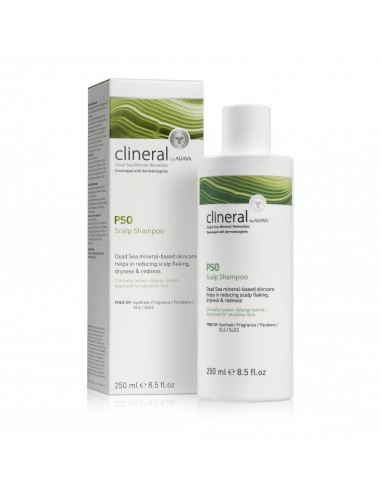 Clineral PSO Shampooing 250ml