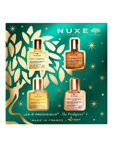 Nuxe Coffret Collection Mini Huile Prodigieuse 40ml