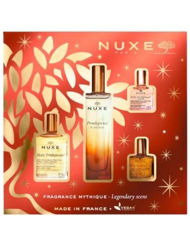 Nuxe Coffret Fragrance Mythique Parfum Prodigieux