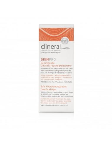 Clineral SKINPRO Calmant Hydratant visage 50ml