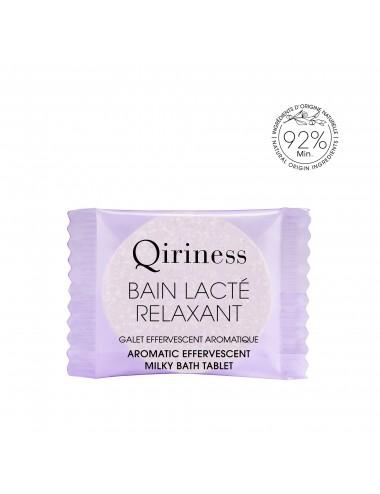 Qiriness Bain Lacté Relaxant 6x25g