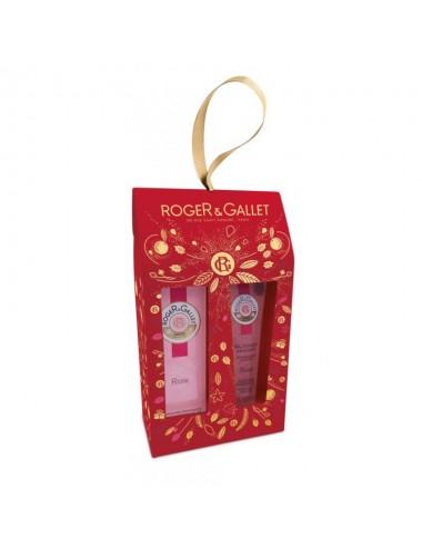 Roger Gallet Coffret Rose Eau Parfumé 30ml