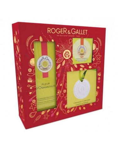 Roger et Gallet Coffret Osmanthus Eau Parfumée 100ml