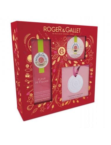 Roger et Gallet Coffret Fleur de Figuier 100ml